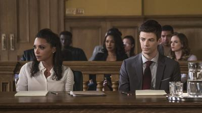 The Trial of The Flash