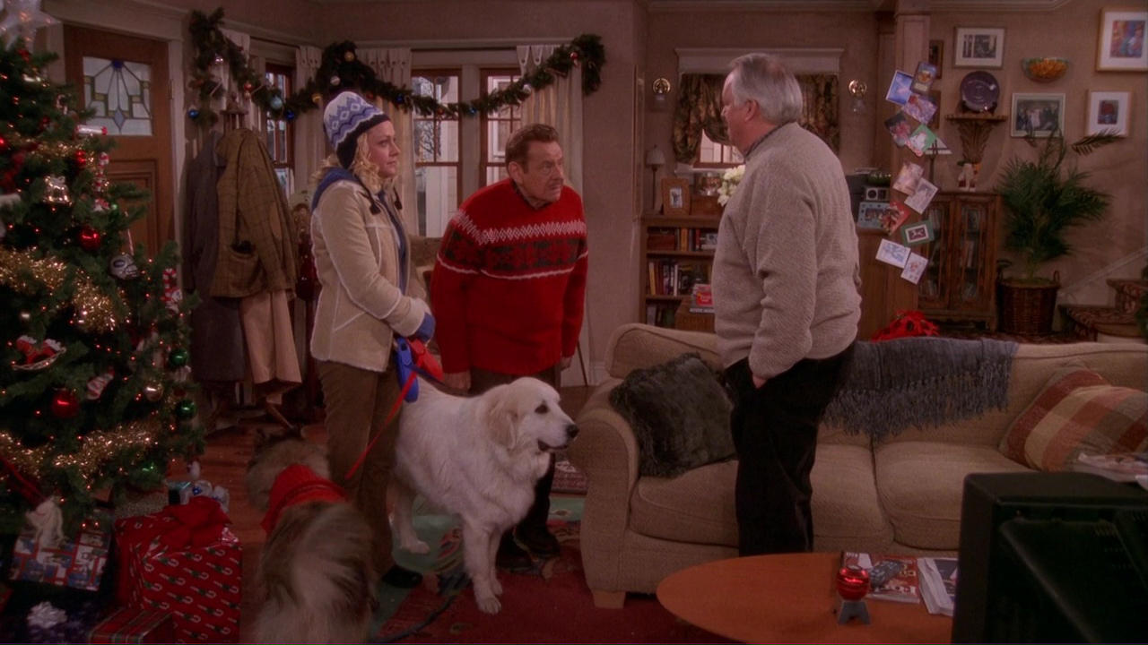 Ovary Action Summary - The King of Queens Season 4, Episode 12 ...