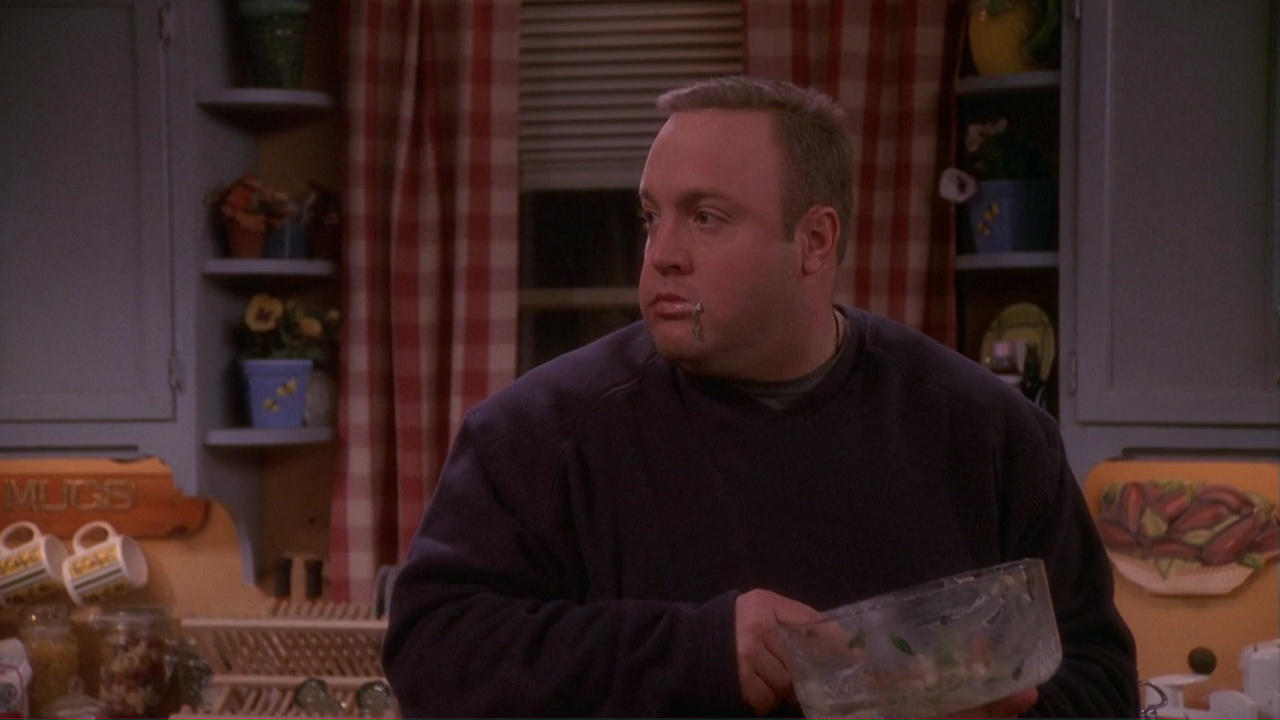 Food Fight Summary - The King of Queens Season 4, Episode 13 Episode ...